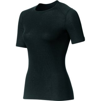 ODLO Shirt S/S Crew Neck Warm black Damen