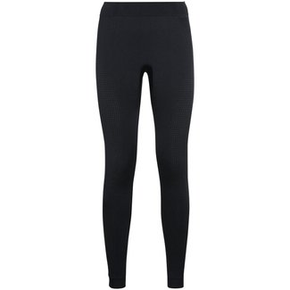 ODLO BL Bottom long Performan black/new odlo graphite grey Damen