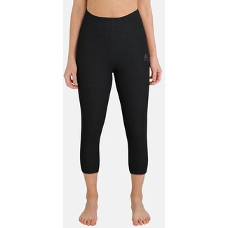 ODLO Pants 3/4 Warm black Damen